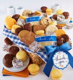 Thank You Dessert Basket Large