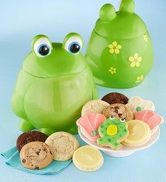 Collector's Edition Toad-ally Awesome Cookie Jar