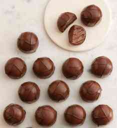 Milk Chocolate Truffles, 50-Count
