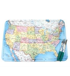 Any Location USA Placemats