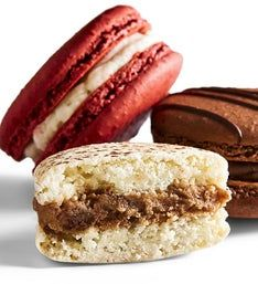 Dana's Bakery Chocolate Lovers' Macarons