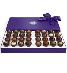 Vosges Exotic Truffle Collection 32 Pc Box