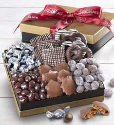 Simply Chocolate Deluxe Indulgences Gift Box