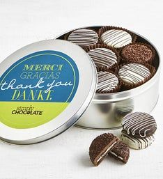 Simply Chocolate Thank You OREO Tin