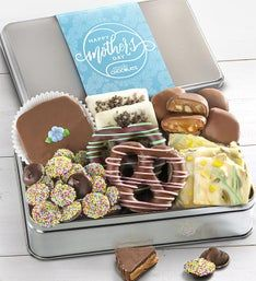 Simply Chocolate Mother's Day Confections Tin