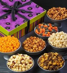Spooky Spider Jumbo Popcorn Assortment