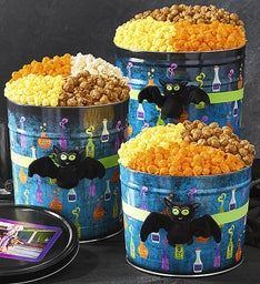 Halloween Potions Popcorn Tins
