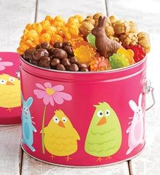 Easter Friends 1/2-Gallon Pail Of Snacks