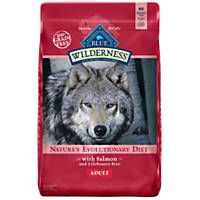 Blue Buffalo Wilderness Salmon Adult Dry Dog Food
