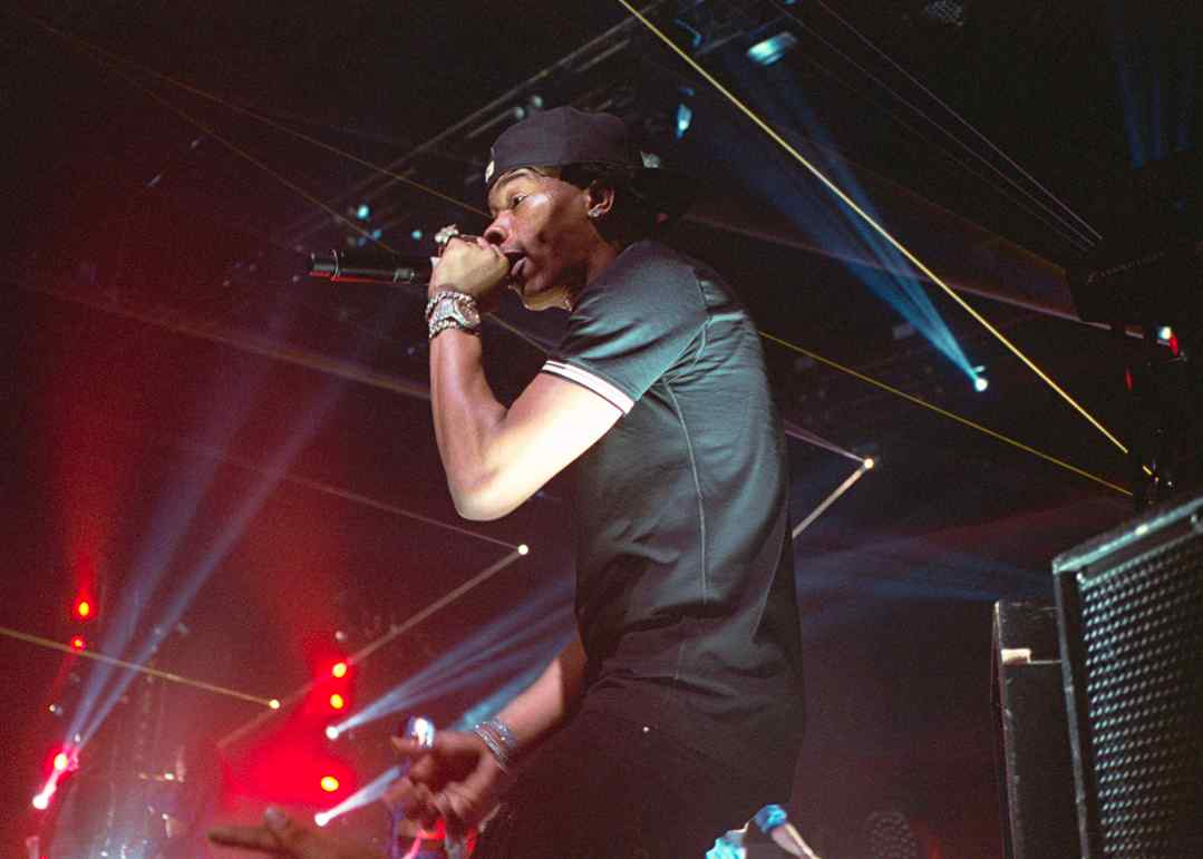 Lil Baby, The Warfield, 2019-03-19