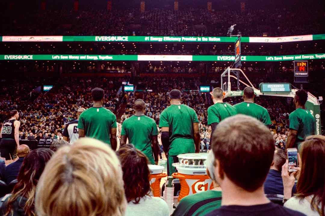 Boston Celtics, TD Garden, 2019-03-24