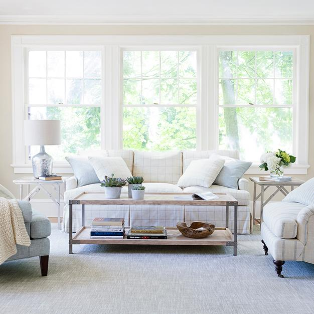 Coastal Living Rooms – Furniture & Home Décor | Annie Selke