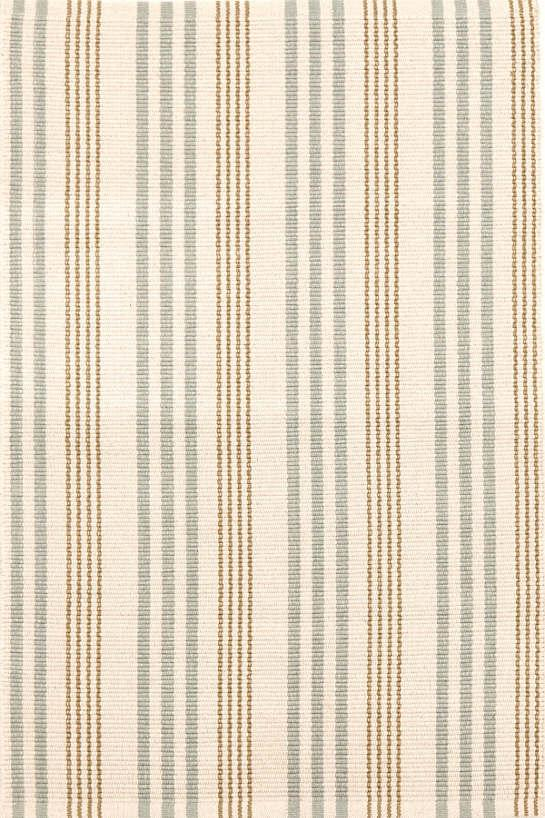 Olive Branch Woven Cotton Rug Dash