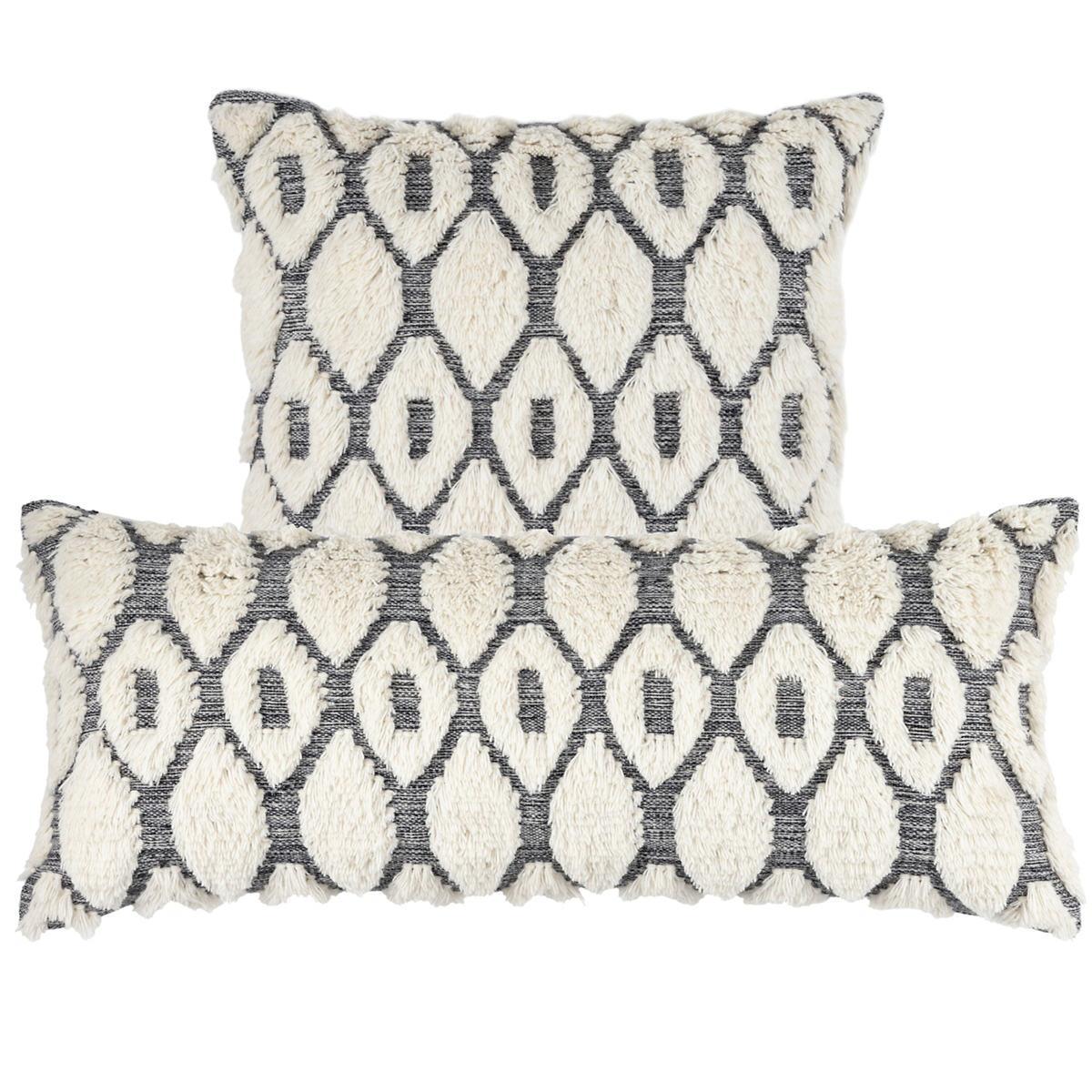 Bristol Wool Decorative Pillow Pine Cone Hill