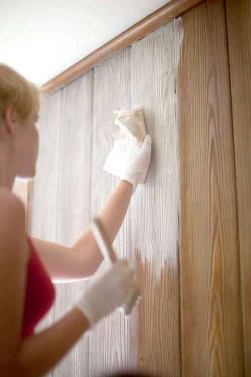 How To Whitewash Walls Annie Selke
