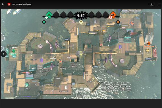 Splatoon 2 map callout guide