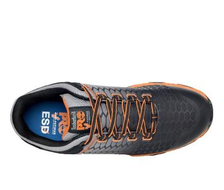 frecuencia bádminton Ajuste  Men's Timberland Pro Powertrain Sport A1GT9 Work Shoes