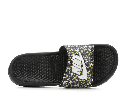 Contratar Canguro Mirar furtivamente  Women's Nike Benassi JDI Print Sport Slides