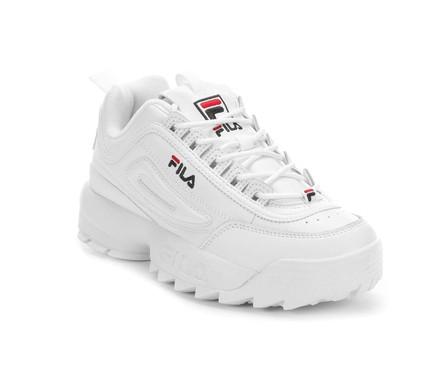 Tecnología filósofo bolita  Women's Fila Disruptor II Premium Sneakers