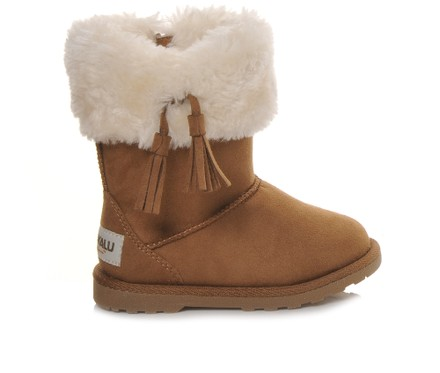 fluffy boots for girls