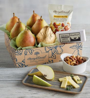 Harry & David® Fruit & Snack Gift Boxes
