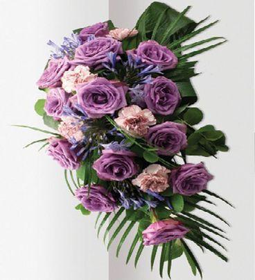 Luxury Rose Spray for Sympathy