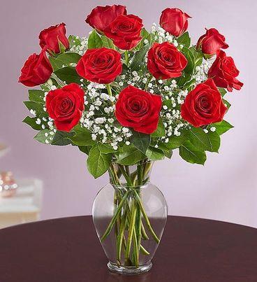 Rose Elegance™ Premium Red Roses