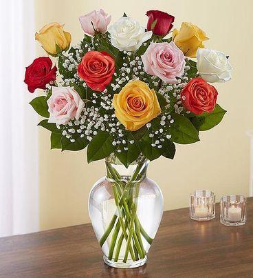 Rose Elegance™ Premim Assorted Roses