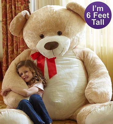 Lotsa Love® Beary Big Bear™ For Kids