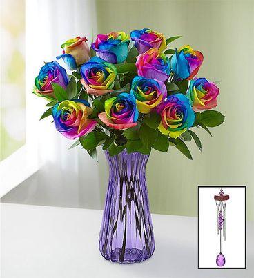 Kaleidoscope Roses, 12-24 Stems