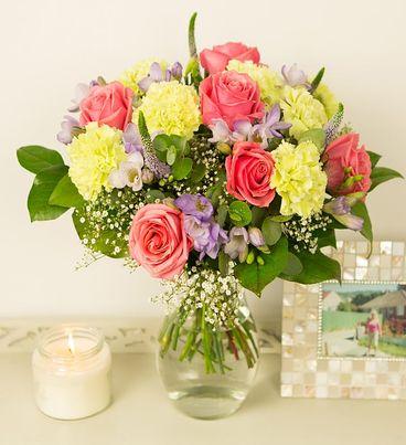 Playful Pink Bouquet