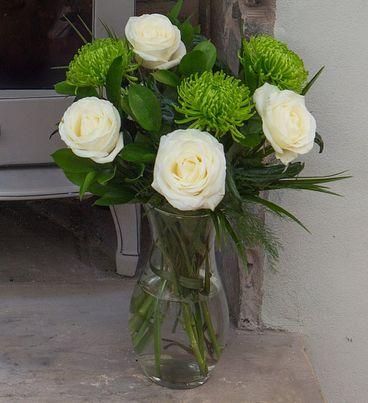 Shamrock Blooms Bouquet