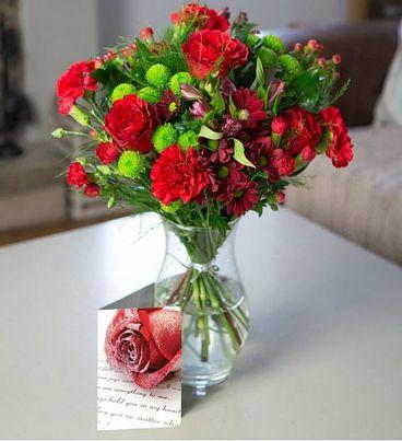 Happy Valentine's Day Bouquet