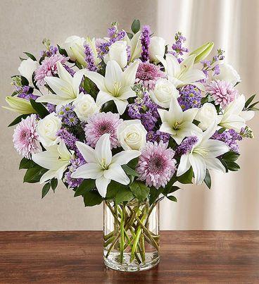 Sincerest Sorrow™ Lavender & White