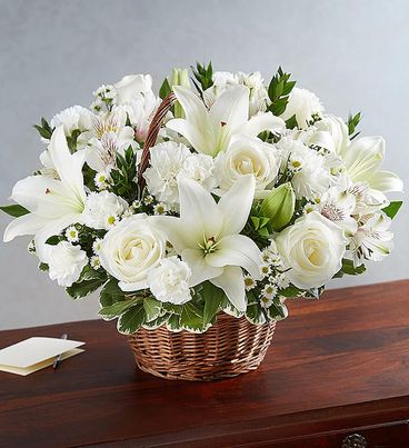 Peace, Prayers & Blessings™ All White