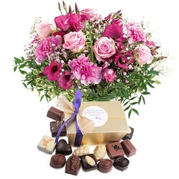Giftset pink wealth