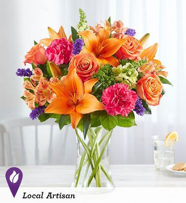 Vibrant Floral Medley™