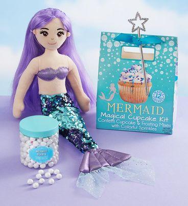 Sea Sparkle Mermaid Gift Set