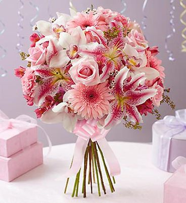 Luxurious Handtied Bouquet