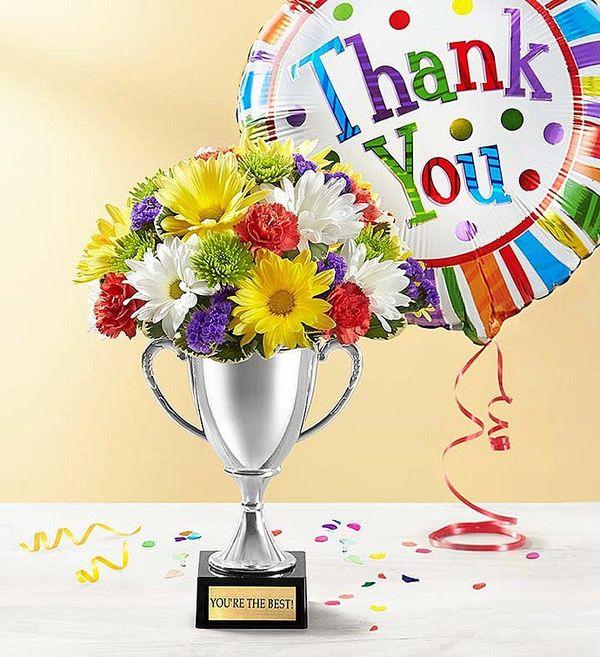 Trophy Bouquet™ Thank You