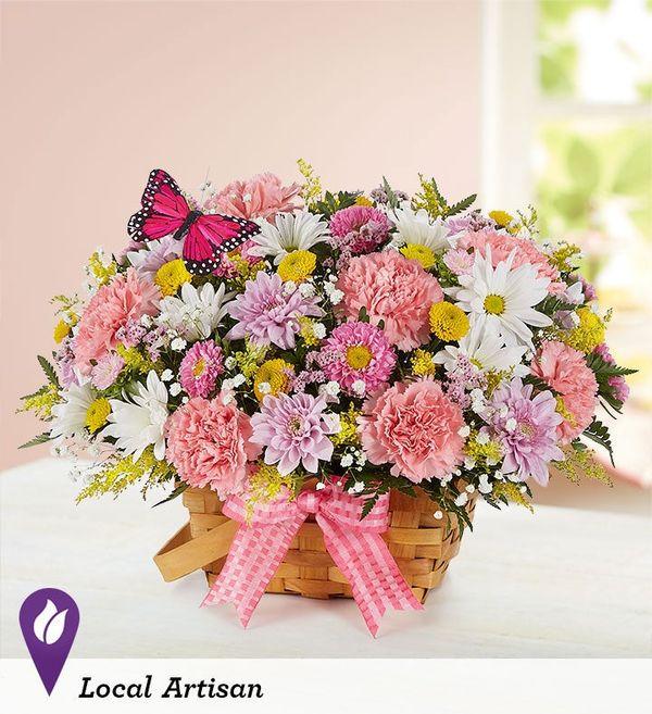Blossoming Blooms™ Basket